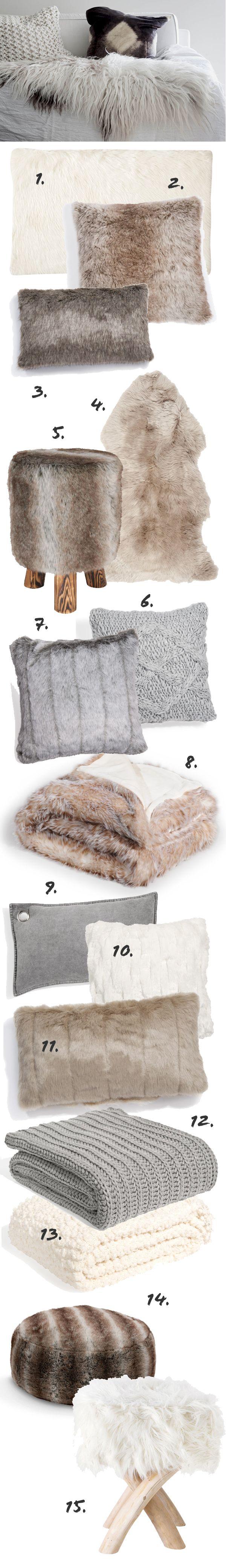 Top picture icelandic sheepskin.