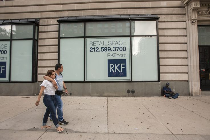 Homelessness and empty stores becoming the new normal in NYC | New York Post