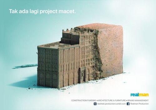 Tak ada lagi project macet. Layanan property dari realman.