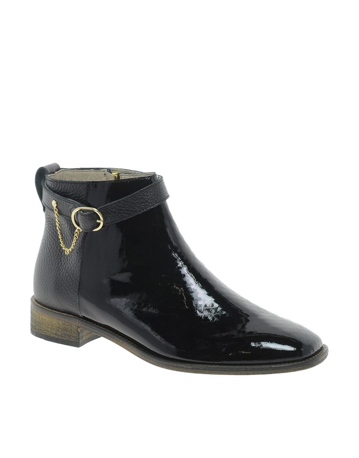 New Kid shoes - Penny Lone Strap Ankle Boots
