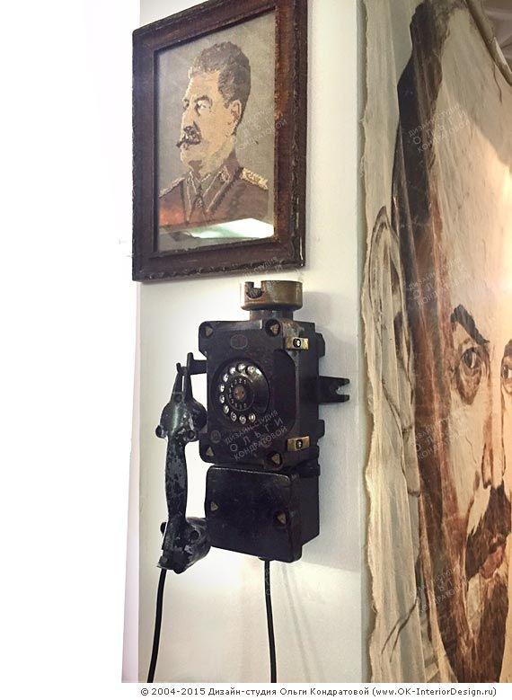 Вдохновляющие предметы интерьеров сталинской эпохи