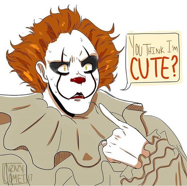 Pennywise Will Make You Cry On Instagram Why Does Everyone Say