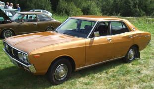 1972 1977 Datsun Laurel 200l Sedan Classic Datsun Nissan Cars