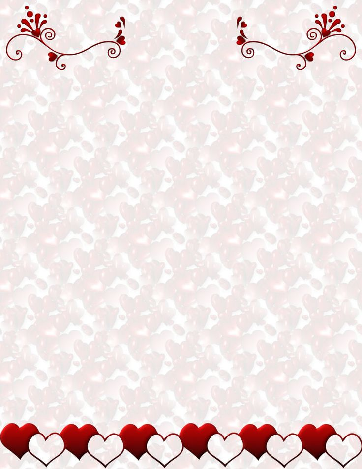 105 best Valentines Stationery images on Pinterest Printable - love letter template word