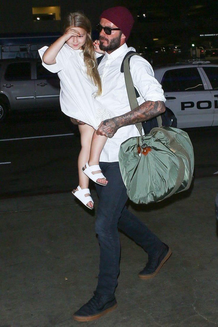 Arriving at Los Angeles International Airport
