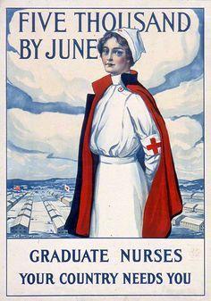 WW1 propoganda poster.