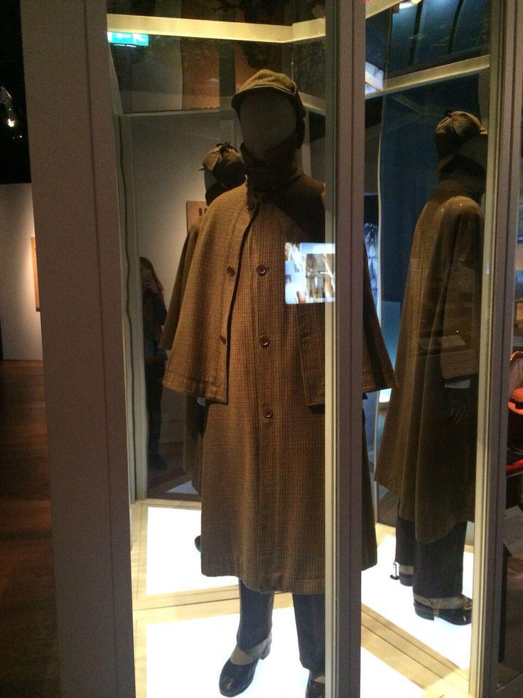 Sherlock Holmes exhibition