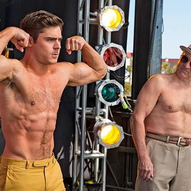 Movies: Zac Efron's jock strap among items available in Dirty Grandpa auction