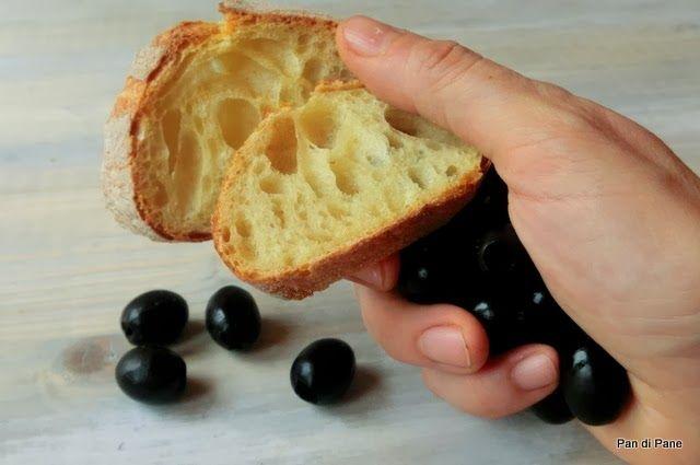 Pan di Pane: Ricetta Pane di Semola Pura, con Pasta Madre