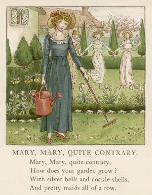 17 best images about mary mary quite contrary illustrations on pinterest le 39 veon bell mary