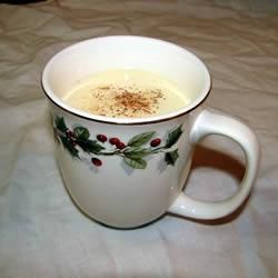 """Christmas Creamy Egg Nog 