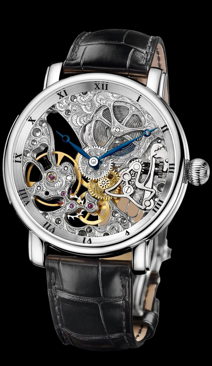 3010-200 • Maxi Skeleton 45 mm • Limited Editions • Welcome to the Ulysse Nardin collection • main•Ulysse Nardin•Le Locle•Suisse•Swiss Mechanical Watch Manufacturer