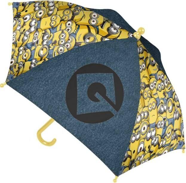Minions Paraplu (MIN9-8244-1) #minions #verschrikkelijkeikke #despicableme #kinderparaplu #paraplu