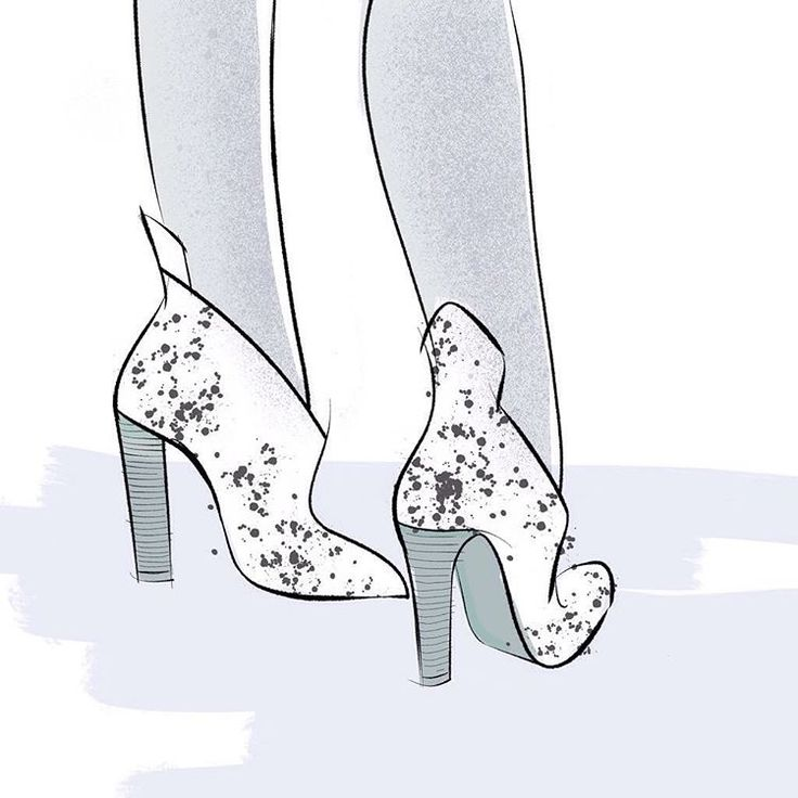 #illustration #art #shoes #sketch #procreate #ipaddrawing #fashion #fashionart #fashionillustration #drawing #gallery #fashionillustrator #instaart #иллюстрация #рисунок #туфли