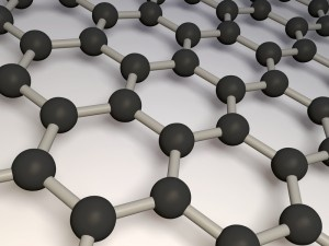 Applications and Production of Graphene  This is the material that is going to revolutionise everything! To put it simply, graphene is a flat arrangement of carbon atoms organised in a honeycomb pattern. Graphite is nothing more than multi-layers of graphene. Doesn't sound much, right? Think again!