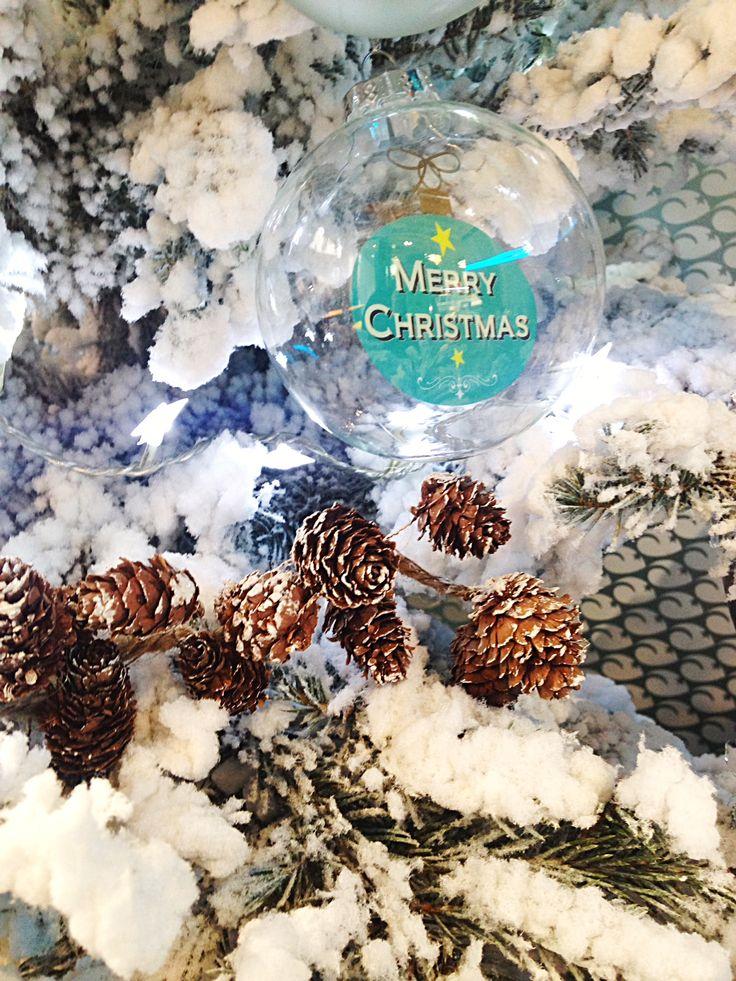 #noel #christmas #decorationdenoel #decodenoel #deco #sapin #bouledenoel #aix #aixenprovence #food #restaurant #frozenyogurt #froyo