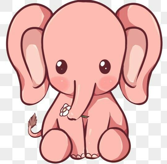 cartoon elephant wallpaper - photo #35