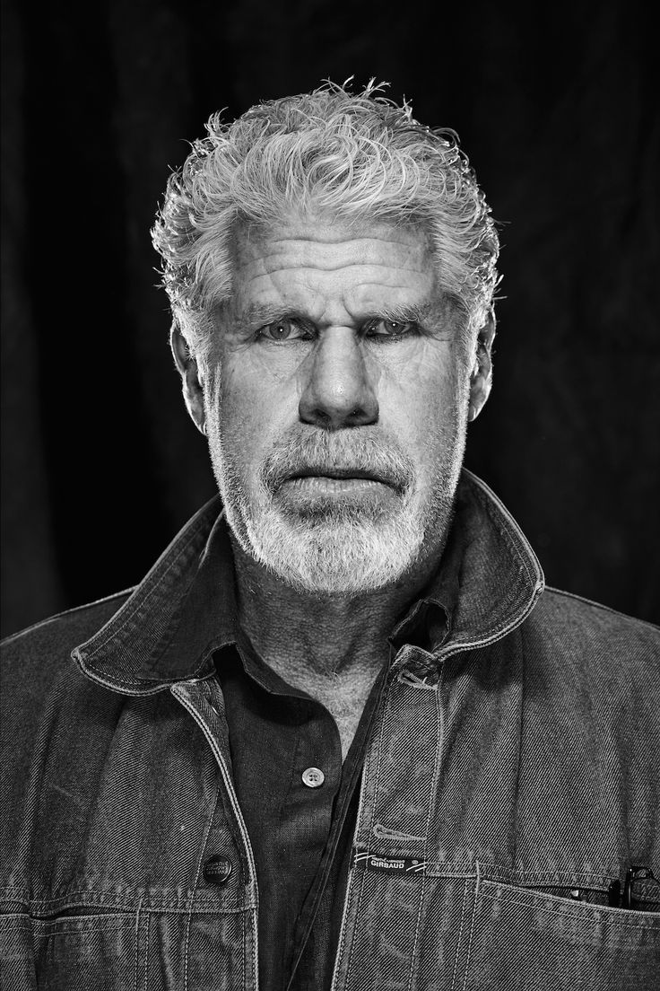 Ron Perlman: Ah, Beauty and the Beast...