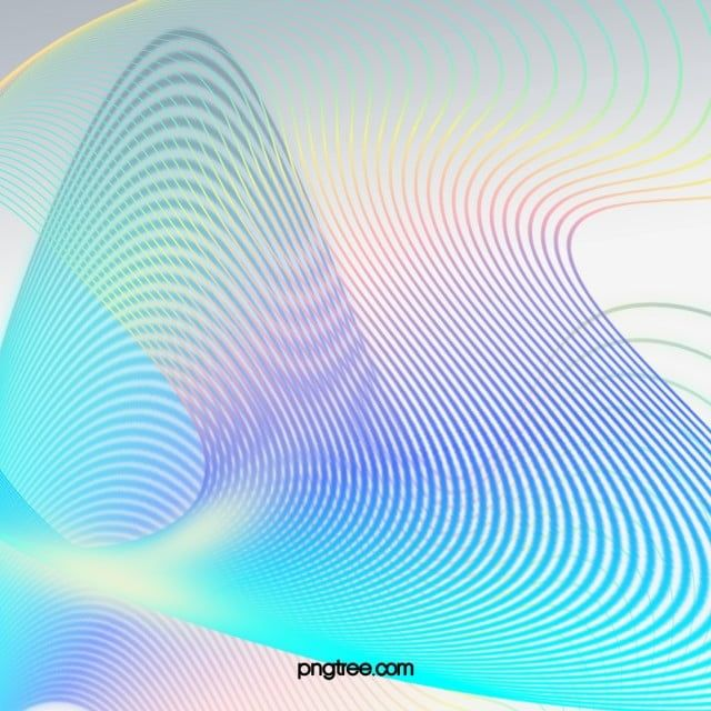 Light Effect Wave Point Curve Line Element Holographic Line Rainbow Lines Png Transparent Clipart Image And Psd File For Free Download Light Effect Clip Art Wave Clipart