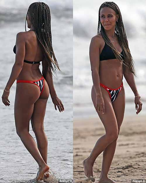 Jayda pinkett smith naked — img 1