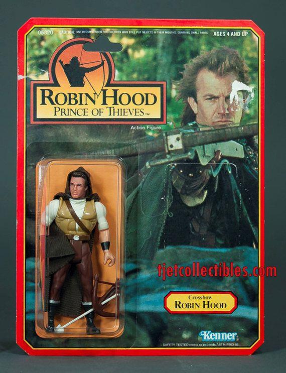 Robin Hood Prince of Thieves Robin Hood Cross Bow Action