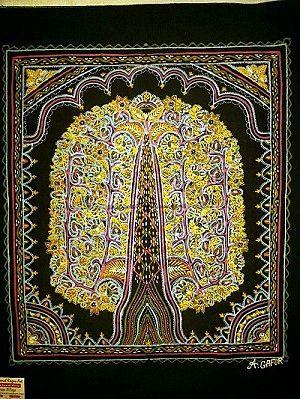 Rogan Art of Tree of Life