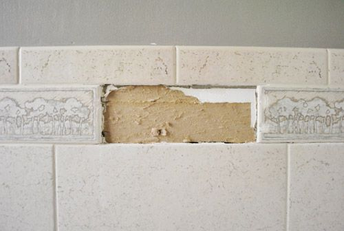 Yes we have another builder grade tile removal project upcoming. Courage Merry (LOTR Nod).