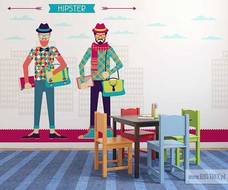 HIPSTA: Color wallpaper by Big-trix.pl   #hipster #wallpaper