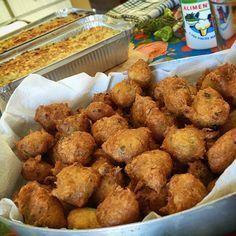 La véritable recette des accras de morue, vidéo tournée en Guadeloupe.