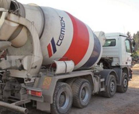 Zement und Beton, geliefert von CEMEX Deutschland! Wenn Sie diese Mischer sehen, dann sind wir wieder für Sie unterwegs;)