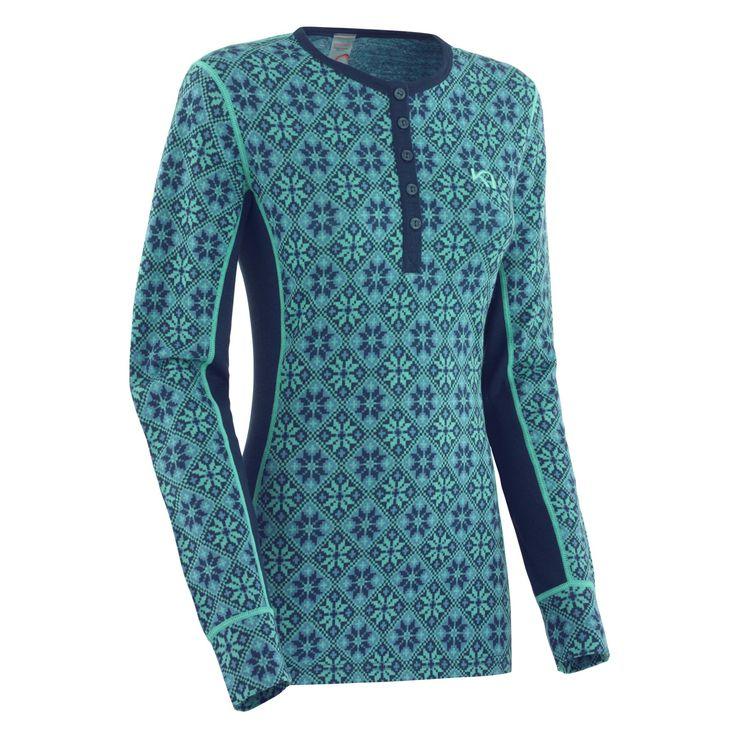 Xtend-Angebote Kari Traa Rose LS Funktionsunterhemd Damen blau Gr. XL:  Category: