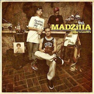 Madzilla - Uanteik vol 2  como en  los 90