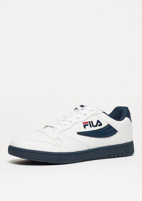 Fila Schuh Heritage FX-100 Low white/dress blue