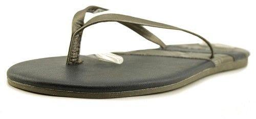 Under Armour Lakeshore Drive Women US 8 Gray Flip Flop Sandal