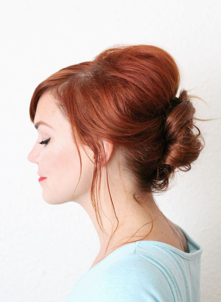 Everyday French Twist | Let me show you how I did this everyday French twist. It's really great for hair that hasn't been freshly washed and is actually pretty simple to tackle! | #DIY #Hair | abeautifulmess
