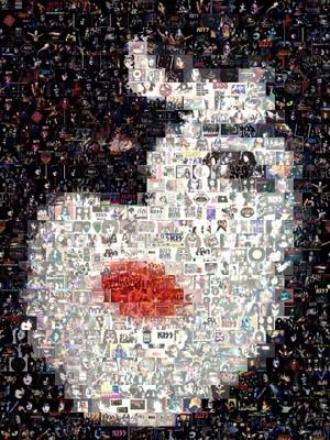 Paul Stanley montage by finalscore $12.00