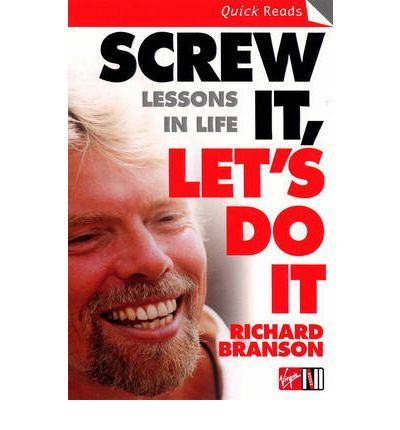 Reveals the lessons that have helped global entrepreneur, Sir Richard Branson, through his business and personal life, like believing it can be done and that, if others disagree with you, try and try again until you achieve your goal