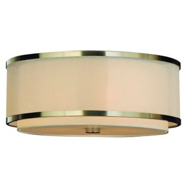 Check out this item at One Kings Lane! Lux Flush Mount