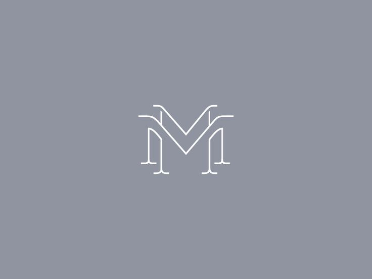 MM Monogram by Corina Nika