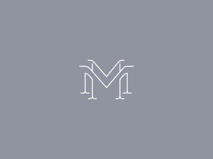 MM Monogram | vikkipacker.com