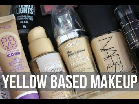 FOUNDATIONS FOR YELLOW SKINTONES PART 2 | EYES FOR MAKEUP
