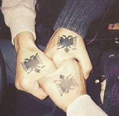 Albanian tattoos
