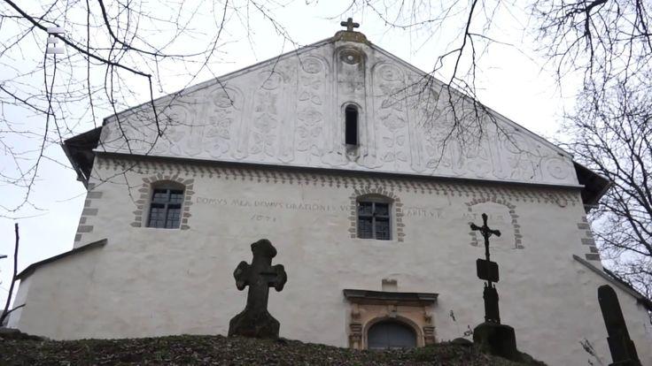 Restaurálták az erdélyi ferencesek templomát - Építészet XXI. (2018-04-0...