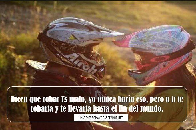 Imágenes De Parejas En Motos Deportivas Motos Parejas