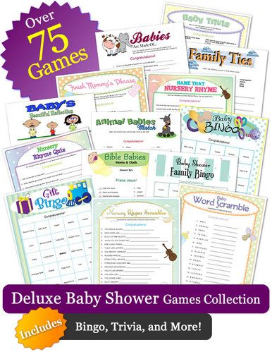Printable Baby Shower Games And Ideas. See More Baby Shower Games At Party Game  Ideas.