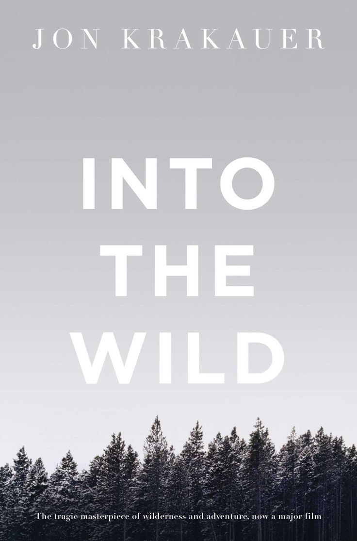 Into the Wild [Paperback] [Dec 03, 1999] Jon Krakauer]