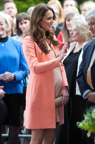 Kate Middleton's Growing Baby Bump Photo Gallery
