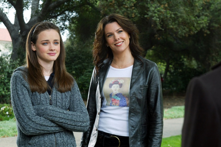 Can't get enough of this mother-daughter duo? Head to TheWB.com for full episodes of #GilmoreGirls
