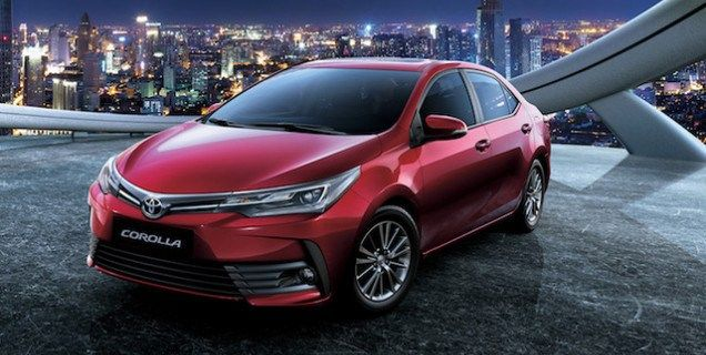 تويوتا كورولا 2019 2020 مواصفات وامكانيات واسعار فى مصر سوق بكر In 2020 Toyota Corolla Toyota Corolla