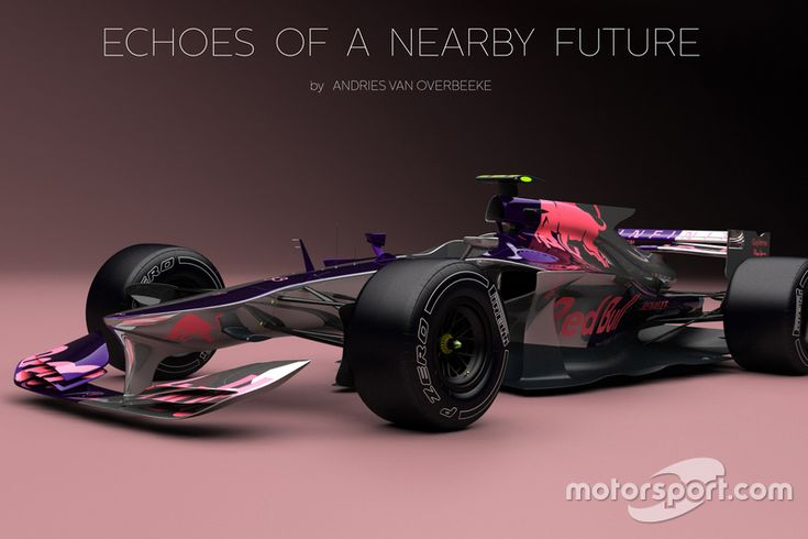 F1 concept cars | Formula 1 concept cars by Andries van Overbeeke at F1 Design Concepts ...